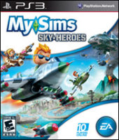 Electronic Arts MySims SkyHeroes