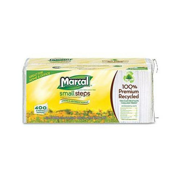Marcal 100% Premium Recycled Luncheon Napkins