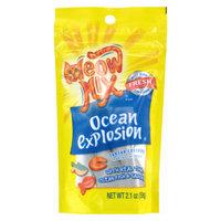 Meow Mix Ocean Explosion Cat Treats, 2.1 oz
