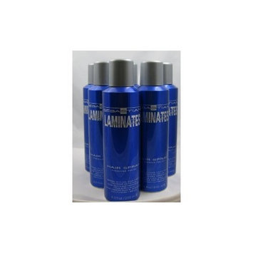 Sebastian Laminates Hair Spray Finishing Polish Hair Spray 8.5 Oz ( 6 Pack)