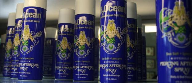H20cean Tattoo And Piercing Aftercare Reviews 2019