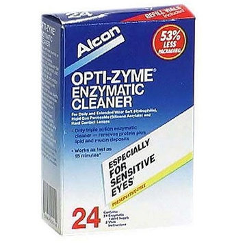 Opti Zyme Opti-Zyme Enzymatic Cleaner Effervescent Tablets 24ct