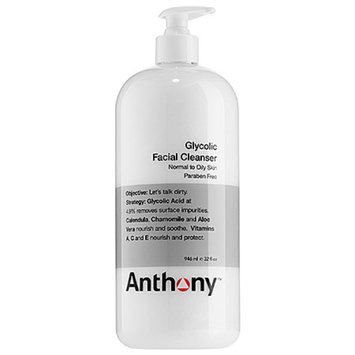 Anthony Glycolic Facial Cleanser 32 oz