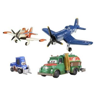 Mattel PlaneDisney Planes Fire & Rescue The Cornfest Is Coming! Die-Cast 4-