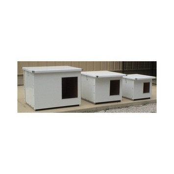 Options Plus Insulated Dog House Size: Medium (24