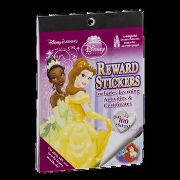 Disney Princess Reward Stickers