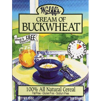 Wolffs Cereal Cream BckWhite -Pack of 6