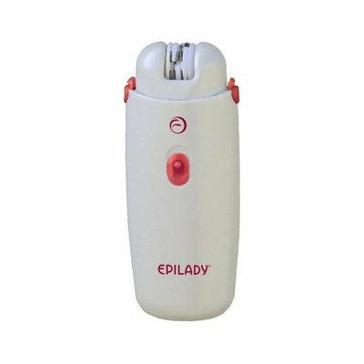Epilady Ep80317 White Face Epilator Compact Lightweight Dry