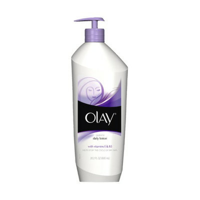 Olay Quench Daily Moisturizing Body Lotion 20.2oz
