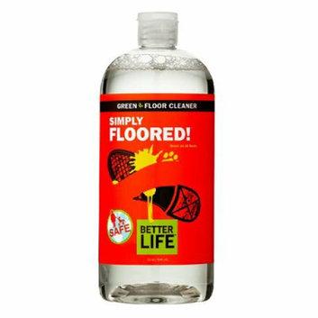 Better Life Simply Floored Floor Cleaner 32 fl oz
