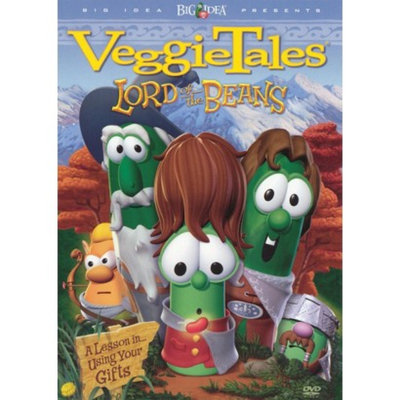Sony VEGGIE TALES LORD OF THE BEANS A
