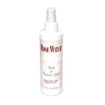 Home Hearth Home Health 118588 Body And Perfume Splash Rose Water 8 Fl Oz