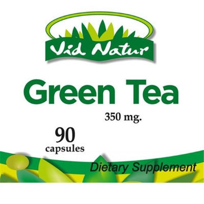 Deluxecomfort Green Tea x90 caps 350mg