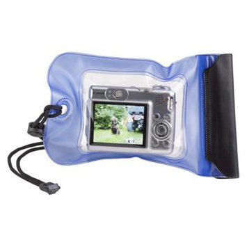 L.C. Industries Waterproof Case for MP3 Players - Blue