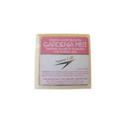 Nutra-Lift 676896000402 Organic Body Bar Gardenia Mist