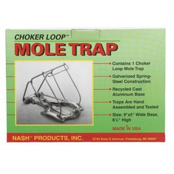 Nash Products CL-1 Choker Mole Trap