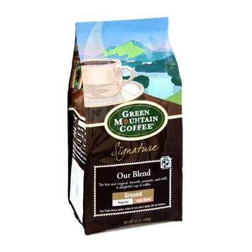Green Mountain Coffee Signature Our Blend Ground Coffee
