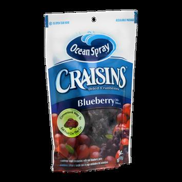 Ocean Spray Craisins Blueberry