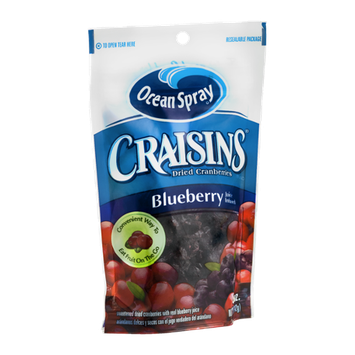Ocean Spray Craisins Blueberry