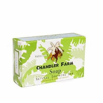 Chandler Farm Bar Soap Natural Soothing 4 oz