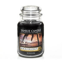 Yankee Candle Black Coconut Fragrance Spheres Odor Neutralizing Beads, Fresh Scent