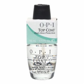 OPI Nail Lacquer High-Gloss Protection Top Coat
