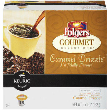 Folgers Gourmet Selections Caramel Drizzle K-Cups