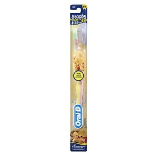 Oral-B Stages Disney Baby Toothbrush