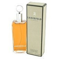 Lagerfeld By Karl Lagerfeld For Men. Aftershave 4.2 Oz Unboxed.