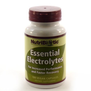 Nutribiotic - Essential Electrolyte - 100 Vegan Capsules