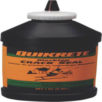 Quikrete Company 864005 Blacktop Crack Seal Latex - Quart