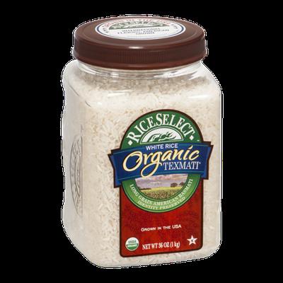 Rice Select White Rice Organic Texmati