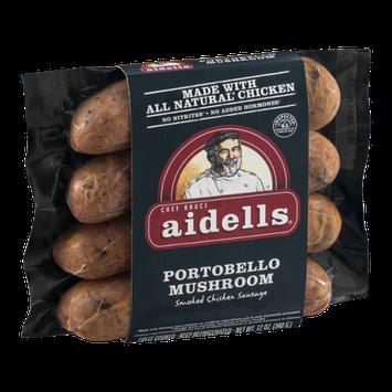 Aidells® Portobello Mushroom Smoked Chicken Sausage