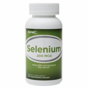 GNC Selenium 200, Tablets, 200 ea