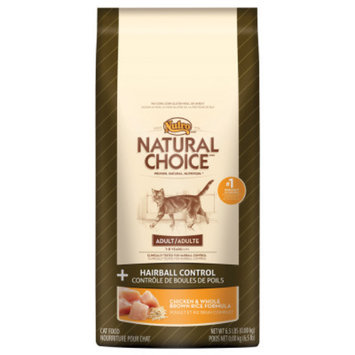 Nutro Natural Choice NUTROA NATURAL CHOICEA Hairball Control Adult Cat Food