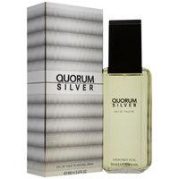 Antonio Puig Quorum Silver Eau De Toilette Spray