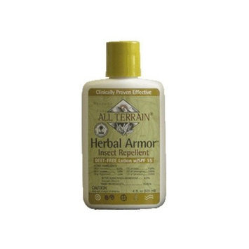 All Terrain Herbal Armor Lotion SPF15 4z