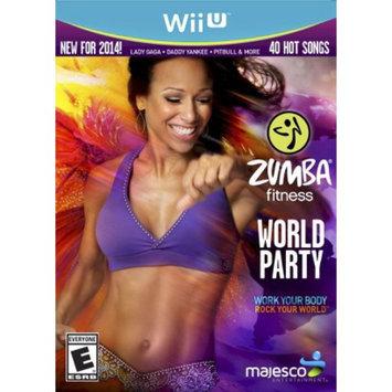 Majesco Zumba Fitness: World Party (Nintendo Wii U)