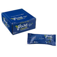 Pure Organic Raw Fruit & Nuts Bars Wild Blueberry