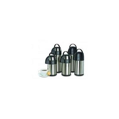 Focus Foodservice 908825PB 2. 5 L Air pot, push button - Pack of 6