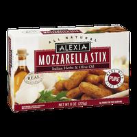 Alexia All Natural Mozzarella Stix