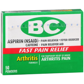 BC Pain Relief/Fever Reducer Powders