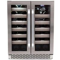 Whynter 40-Bottle Wine Cooler BWR-401DS