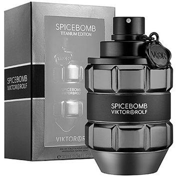 Viktor & Rolf Spicebomb Titanium Edition 3 oz Eau de Toilette Spray