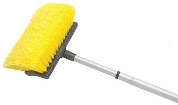 LAITNER 14081 Bi-Level Brush Head, 33 In. to 60 In.