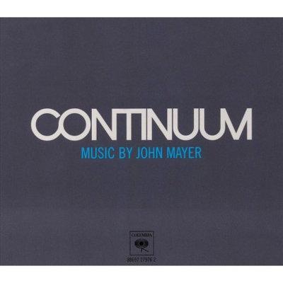 Sony John Mayer ~ Continuum [Revised] (new)