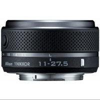 Nikon 1 NIKKOR 11-27.5mm f/3.5-5.6 Black Wide Ange Zoom Lens for Nikon 1 Series Cameras