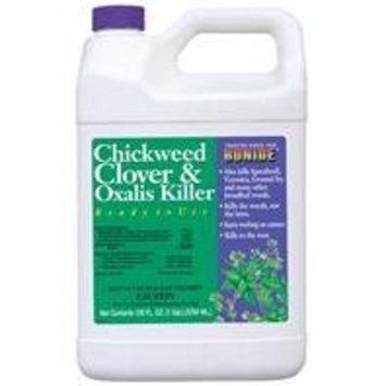 Bonide Chickweed Clover Oxalis Killer 128 FL (1 Gal) - 0613 - Bci