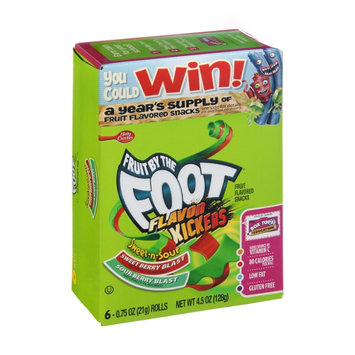 Fruit By The Foot Sweet & Sour