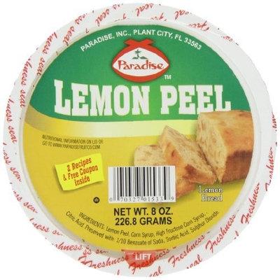 Paradise Diced Lemon Peel, 8 Ounce